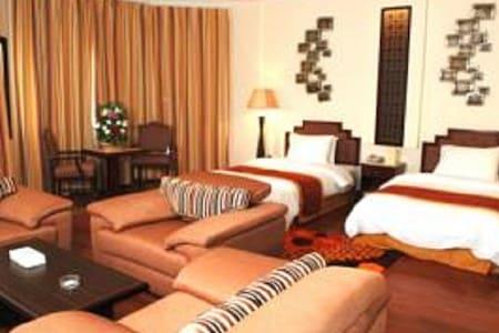 Double Room ( Twin Beds) - Manama
