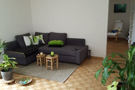 Quiet 3.5 room apartment - Wohnung