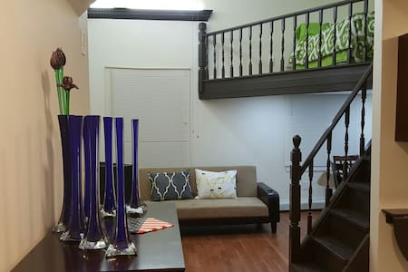 Cozy apt 15 minutes to NYC - Jersey City - Διαμέρισμα