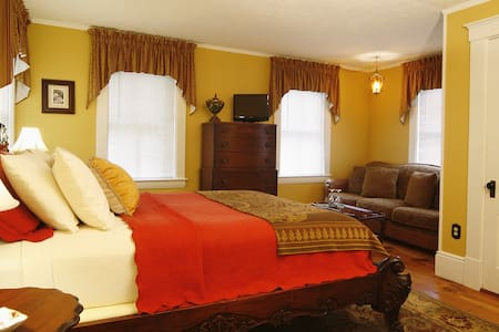 Historic-Chic Inn Downtown Ogunquit - 오건쿠이트 - B&B
