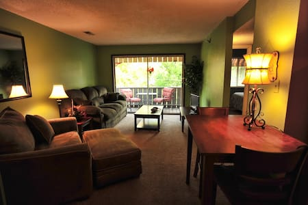 Moderate Boutique Hotel Apartments - Topeka - Apartment