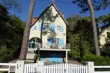 Chambre hôte 1er villa bord de mer - Saint-Brevin-les-Pins - Villa