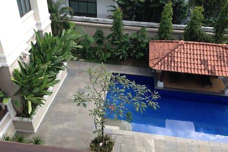 Villa Seavoy - Private living - Daire