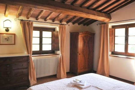 18th-cent. villa w/pool + terrace. - Panicale - House