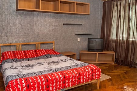 """VIP"" apartment in the city center - Daire"