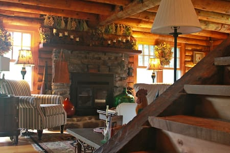 Luxury Log Home - Every Amenity - Talo