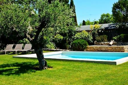 Quaint Luberon Cottage Private Pool - Ev