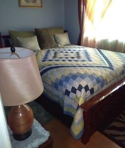Cozy and Quiet bedroom in Tamarac, Florida - Radhus