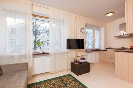 Affordable apartment in city center - Tallinn - Apartment