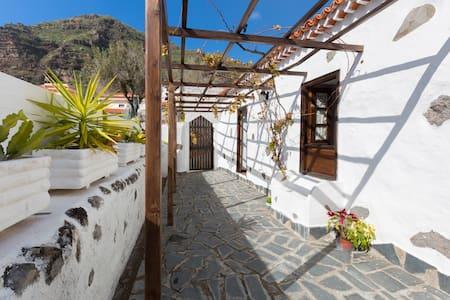 casas maria tipica canaria - Tamaimo