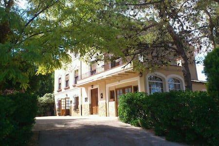 Preciosa Masía en Bocairente - Bocairent - Maison