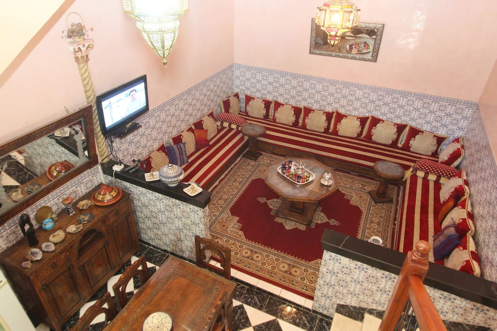 Beautiful Riad in Marrakech city