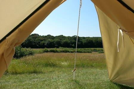 BleanBees Glamping - Canvas Bell Tent - Tenda de campanya