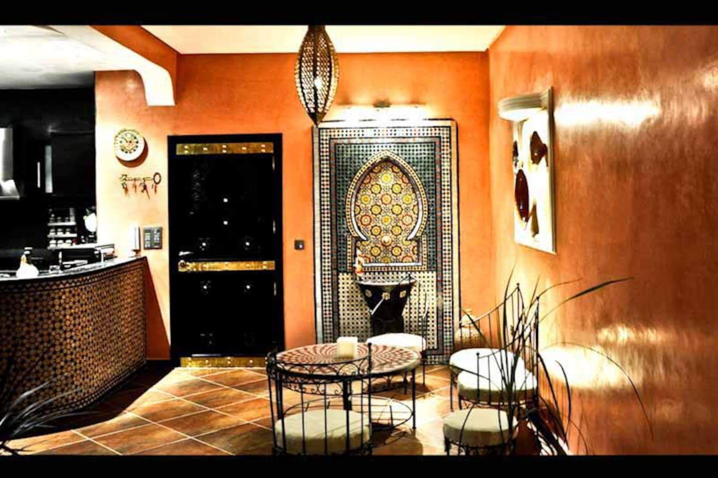 Luxury Riad Saad