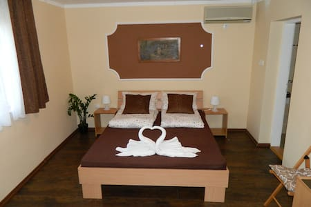 Villa Sunset - dvokrevetna soba sa bracnim lezajem - Appartamento