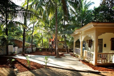 3 Bedroom AC House near Palolem / Patnem beaches - Talo