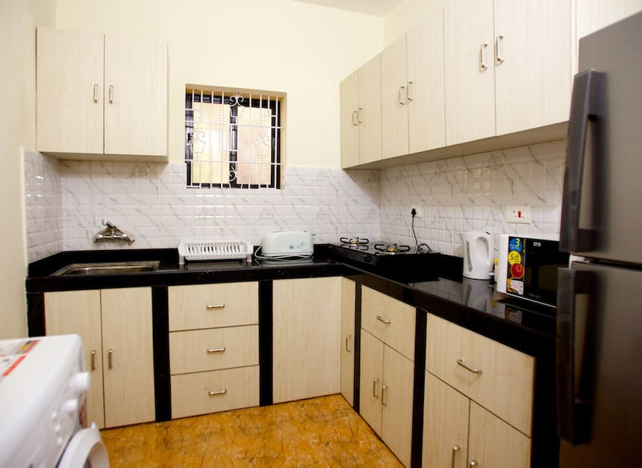 Tembe Wada Holiday Villa - kitchen