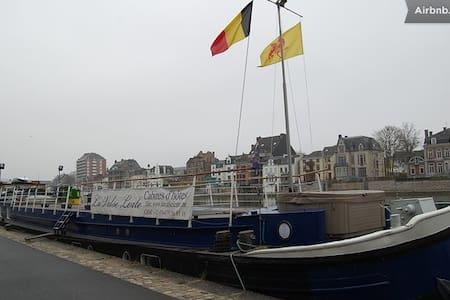 La Valse Lente : Péniche/Barge/Boot - Namur
