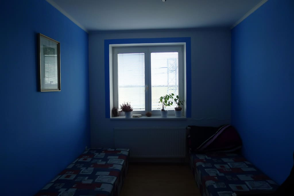 Chic and cosy single room/I'm back!