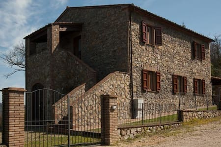 relax in the farm house - Torre Alfina - Apartment