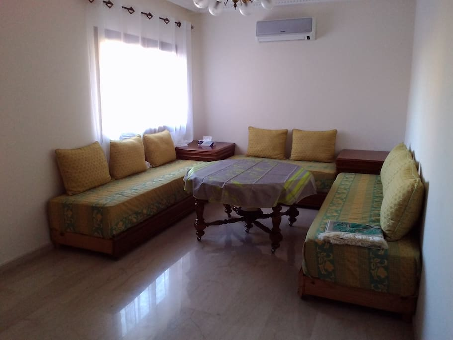 appartement Marrakech gueliz