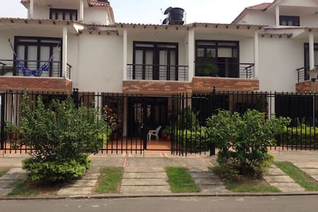 Acogedora casa en Villavicencio - Ház
