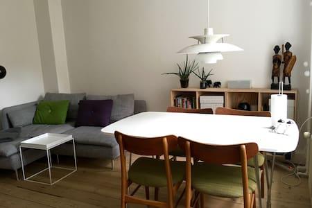 Cozy flat in the heart of trendy Vesterbro Cph - Copenhagen - Apartment