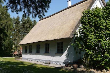 Wunderschönes Reetdachhaus - Hus