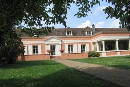 grand gite familiale ,Yvelines - Flexanville - House