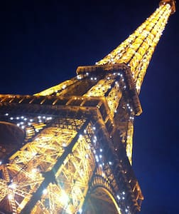 Eiffel Tower -   studio - Paris - Apartment