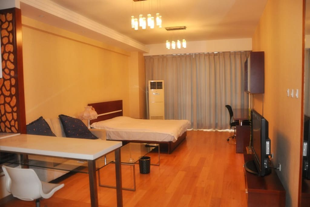 High-end Apartment in art Area CBD