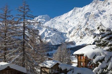 "Skiez à Saas Fee, ""Perle des Alpes"" - Apartmen"