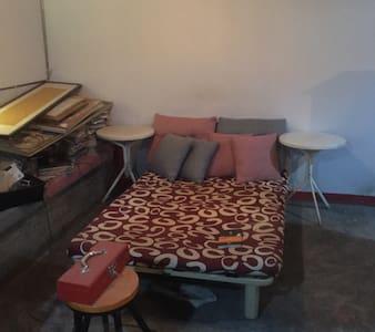 老皮鞋厂创意园住在影棚中 - Casa