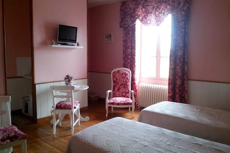 chambre confortable et spacieuse - Bed & Breakfast