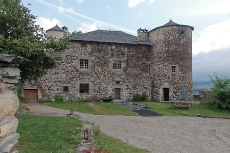 Maison Forte de Chabanolles - Retournac