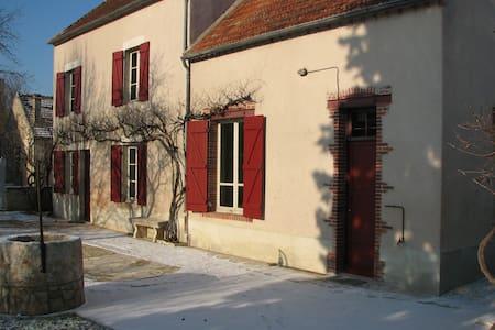 maison de caractère Bourguignone - Huis