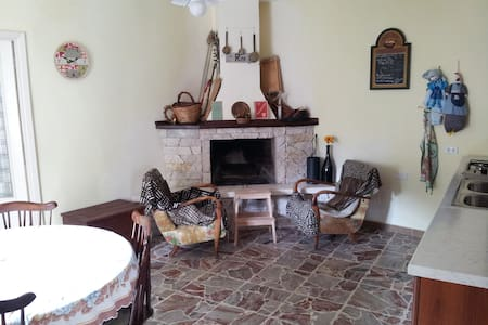 Casa dal sapore antico - Haus