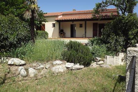 Lovely family villa air con, garden - Sorède - Villa