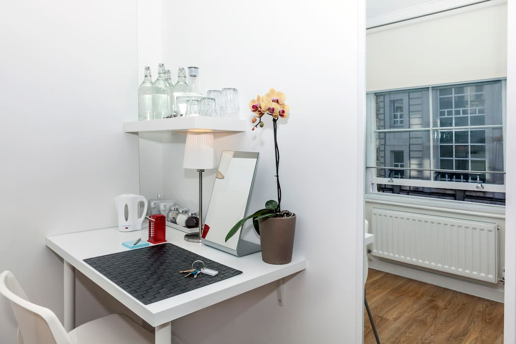 Piccadilly Circus - Double Room 3.2