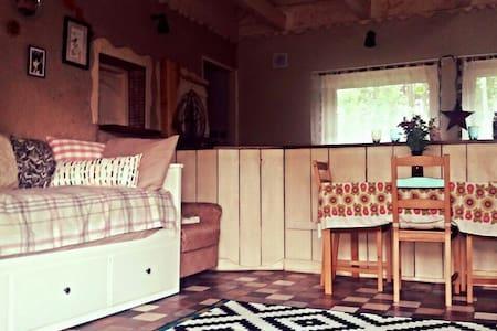 Spokojny domek  na Kaszubach !!! ☺ - Pomlewo  - Casa