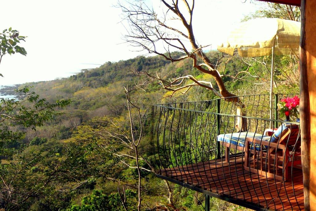 Colibri deck