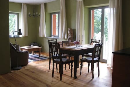 Appartement-3, 4 Pers. (Aufb mögl) - Appartement