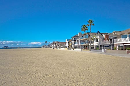 Hi, come be my guest and enjoy living steps from the beach on Balboa Peninsula.  You (plus up to 3 people) will sleep peacefully in my quiet guest bedroom with your own private bath and patio, short walk to the beach, restaurants, and activities.