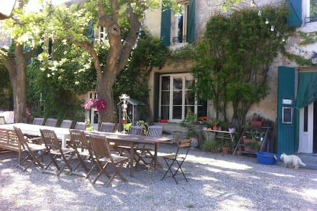 domaine de salabert - Bed & Breakfast
