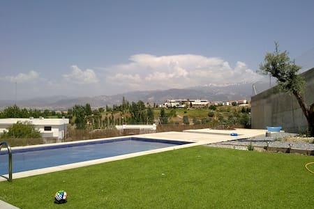 IRON HOUSE. (LA CASA DE HIERRO) - Las Gabias