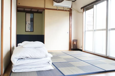 03: Japanese style aprt in Gion - Apartment