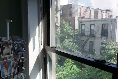 The Serenity Room in Historic BKLYN - Apartamento