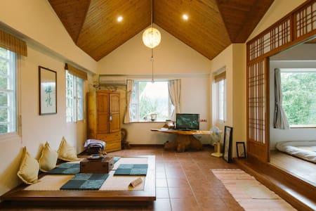 Japanese Style Family Room, Wisdom Garden, Yuli - Yuli Township