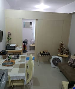 1 BR for 3: Condo at SM North QC PH - Quezon City