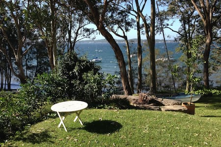 Wangi by the Lake - House